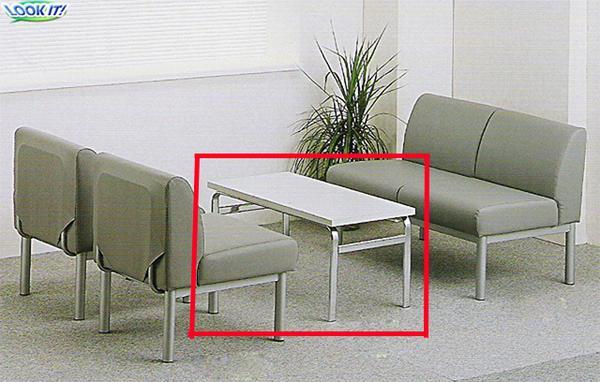 応接 テーブル デスク 平机 会議用 打合せ 役員用家具