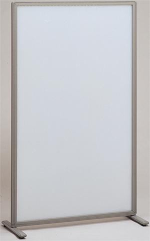 【最大1万円クーポン3/21 20:00~3/28 1:59】スクリーンパネル 衝立 ついたて 自立パーティション W900×H1500mm パーテーション 間仕切り 目隠し 更衣室 病院 接骨院 PY-0915