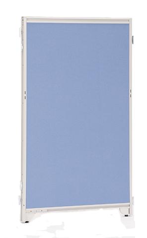 パーティション W450×H1535mm パネル パーテーション スクリーン 衝立 ついたて 間仕切り クロス 布 PK-0415 YPKシリーズ LOOKIT オフィス家具 インテリア