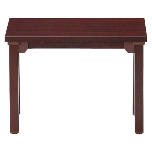★送料無料★ サイドテーブル 役員室テーブル 高級 机 CTR-6030 ルキット オフィス家具 インテリア