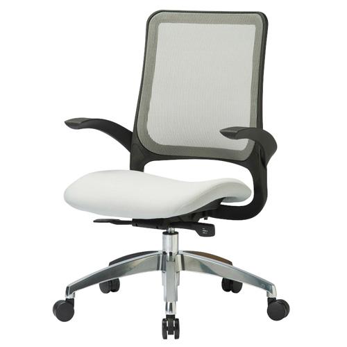 オフィスチェア 完成品 肘付き キャスター付き 送料無料 デスクチェア 椅子 おしゃれ MS-1695 送料無料 ルキット オフィス家具 インテリア