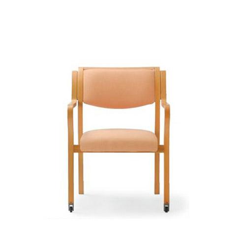ダイニングチェア MW-312F 椅子 イス いす 完成品 送料無料 LOOKIT オフィス家具 インテリア