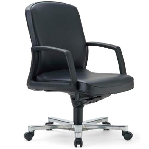 エグゼクティブチェア 肘付き 会議室 イス RA-3105 送料無料 ルキット オフィス家具 インテリア