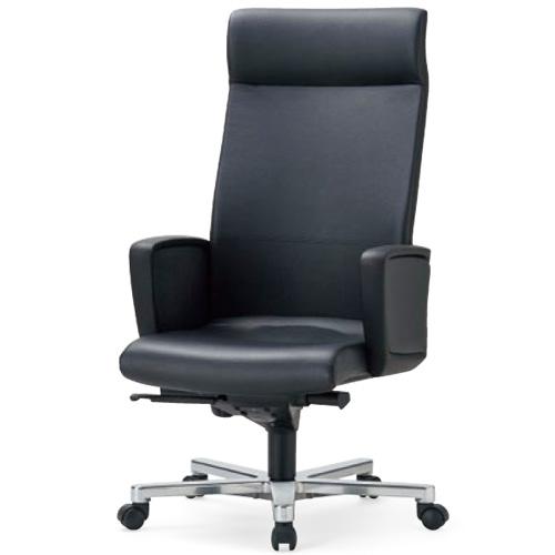 エグゼクティブチェア 肘付き 椅子 高級 RA-3265 送料無料 LOOKIT オフィス家具 インテリア