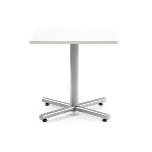 【法人限定】 ラウンジテーブル 角型 W750×D750mm 正方形テーブル ロビーテーブル ミーティングスペース リフレッシュ・ラウンジテーブル 送料無料 BT-750K