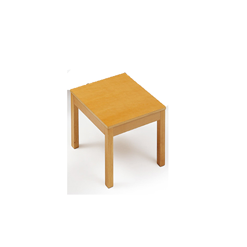 【法人限定】 コーナーテーブル W500×D500mm 送料無料 応接テーブル 木製テーブル ローテーブル コーヒーテーブル 応接室 オフィス CTA-5050
