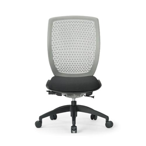 メッシュチェア ハイバック キャスター付 メッシュ布張り 回転イス オフィスチェア 事務用椅子 MA-1525 送料無料
