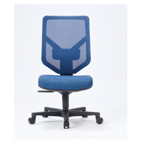 オフィスチェア 送料無料 肘なしチェア メッシュチェア ミーティングチェア シンプルチェア オフィス家具 チェア 椅子 デスクチェア MS-1205