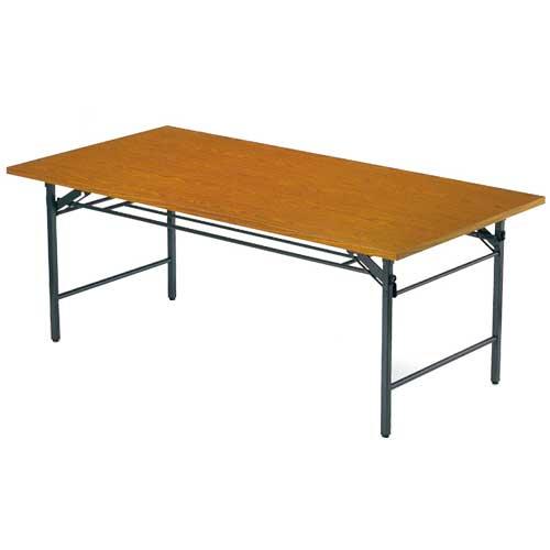 ★送料無料★折り畳み会議テーブル 家具 つくえ 作業 学校 TW-1890 LOOKIT オフィス家具 インテリア