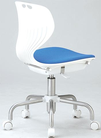 ミーティング チェアー 回転 いす 椅子 イス 座昇降機能 MC-445WB 送料無料 LOOKIT オフィス家具 インテリア