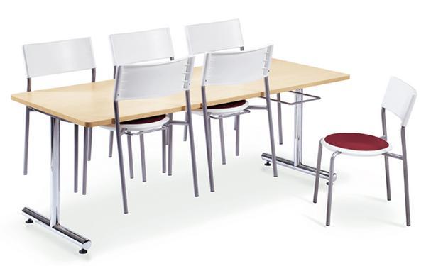 送料無料 ダイニングテーブル いす掛けタイプ 収納 6人掛け 机 DYM-1875 ルキット オフィス家具 インテリア