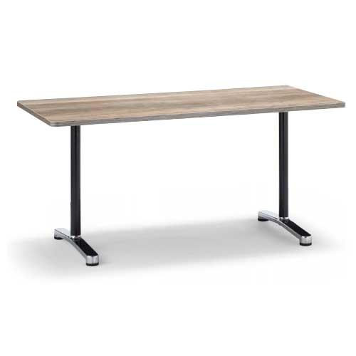 ★送料無料★ ミーティングテーブル AL-1575K 平机 作業台 会議用 LOOKIT オフィス家具 インテリア
