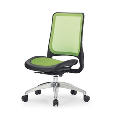 メッシュチェア ヘッドレス無 肘無 チェア MS-1645 送料無料 LOOKIT オフィス家具 インテリア
