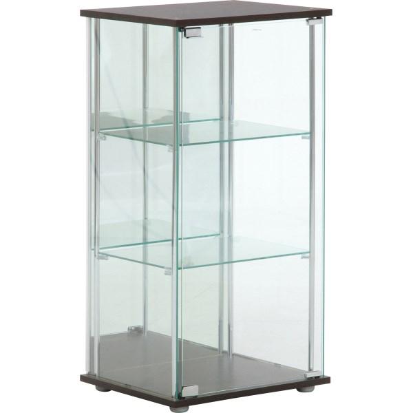 コレクションケース ガラスコレクションケース ガラス ディスプレイ ディスプレイラック ガラスケース TMG-G02-G ルキット オフィス家具 インテリア