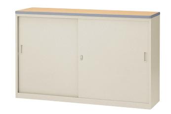 ハイカウンター NSH-15S W1500mm 150cm 受付台 インフォメーション 記載台 本棚 書庫 LOOKIT オフィス家具 インテリア