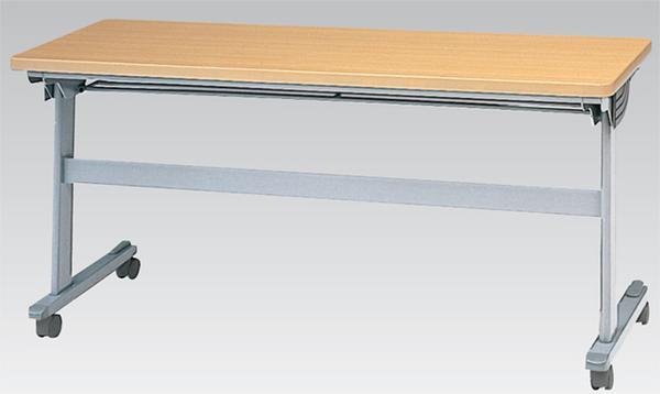 フォールディングテーブル STA-1545S キャスター付 LOOKIT オフィス家具 インテリア