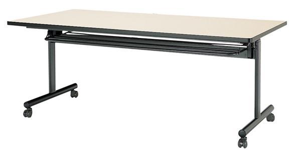 フォールディングテーブル KTN-1575OG ハネ上げ式 LOOKIT オフィス家具 インテリア