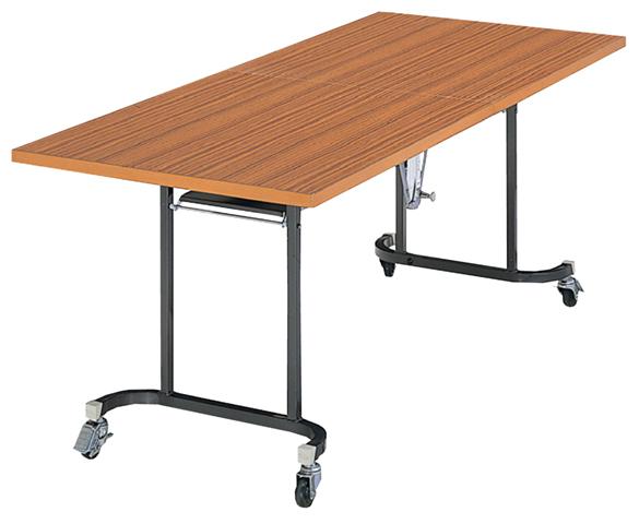 フライトテーブル FSP-1 スタッキングテーブル 机 LOOKIT オフィス家具 インテリア