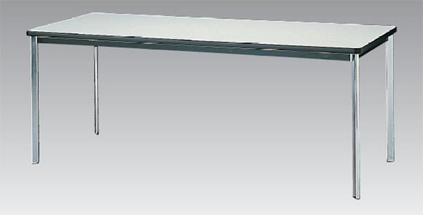 会議テーブル KTD-1845O 奥行 450mm ベーシック ルキット オフィス家具 インテリア