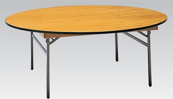 レセプションテーブル SOT-1800R 円形テーブル 机 LOOKIT オフィス家具 インテリア