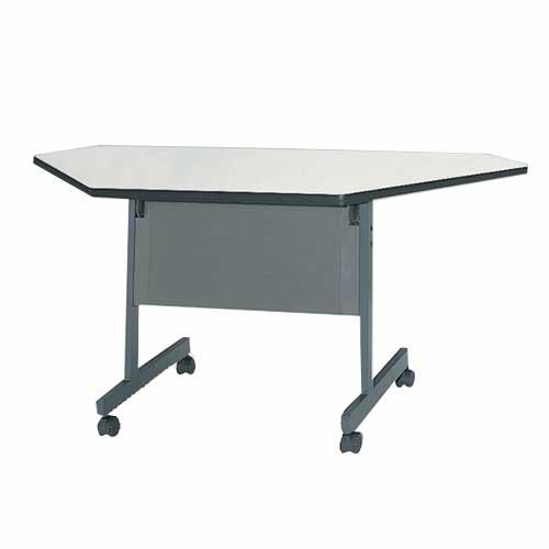 フォールディングテーブル STC-60P キャスター付き LOOKIT オフィス家具 インテリア