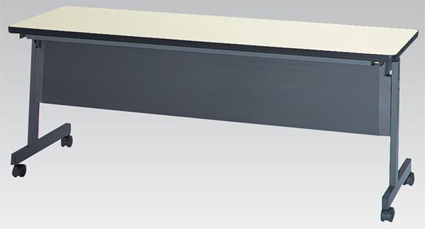フォールディングテーブル STC-1845P 幕板付き 机 ルキット オフィス家具 インテリア