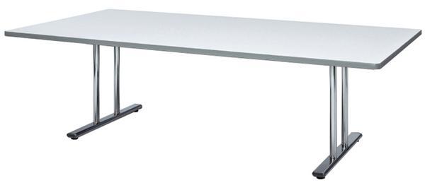 ★36%OFF★ 会議テーブル MTL-2412T デスク 複数人用 オシャレ LOOKIT オフィス家具 インテリア