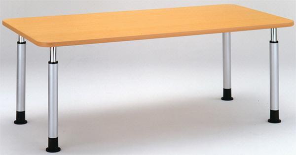 昇降テーブル KT-1612 1600mm 160cm 介護テーブル ルキット オフィス家具 インテリア