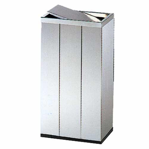 【最大1万円クーポン5/20限定】ゴミ箱 角型 蓋付き ステンレス ごみ箱 高級 ND-806 ルキット オフィス家具 インテリア