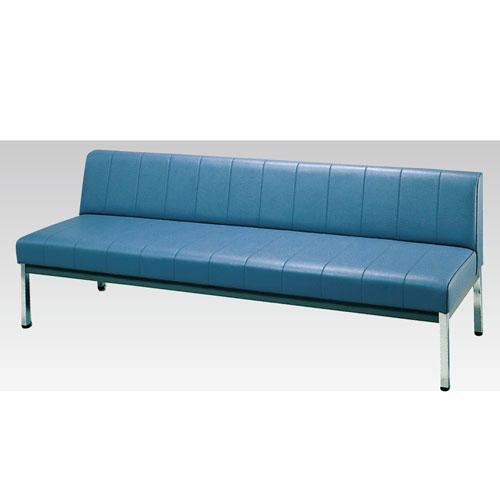 ロビーチェア 4人用 1800mm ベンチ 長椅子 LN-708A ルキット オフィス家具 インテリア