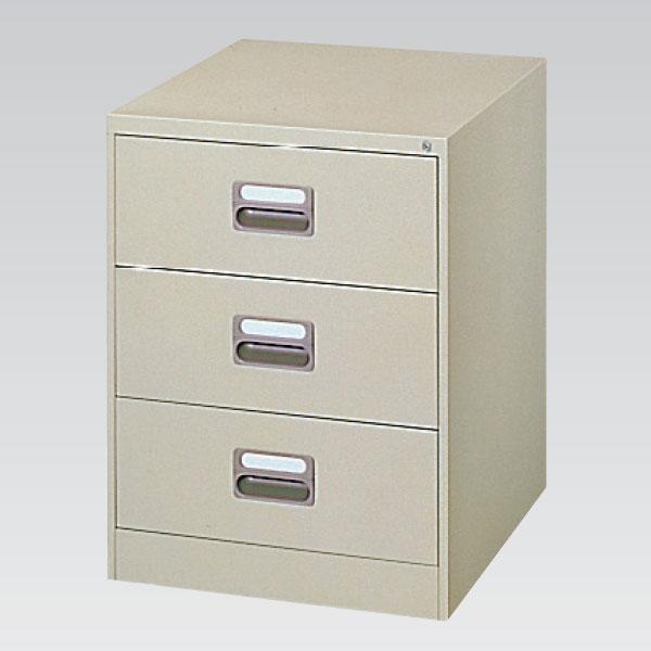 ファイリングキャビネット A5用紙 2列型 収納庫 A5-23N ルキット オフィス家具 インテリア