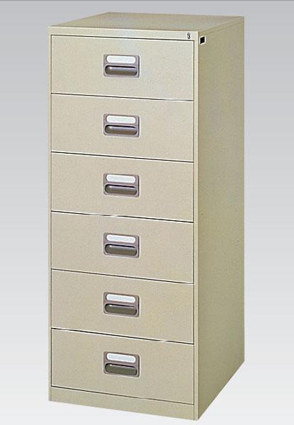 ファイリングキャビネット A5 書棚 スチール製 A5-26N LOOKIT オフィス家具 インテリア