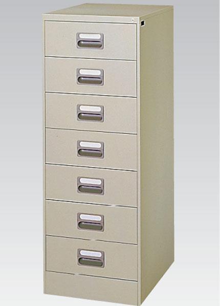 ファイリングキャビネット B6 書庫 鍵付き 書類 B6-27N LOOKIT オフィス家具 インテリア