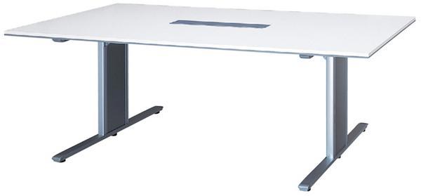 ミーティングテーブル 会議用 打合せ 机 FN-2412TC LOOKIT オフィス家具 インテリア