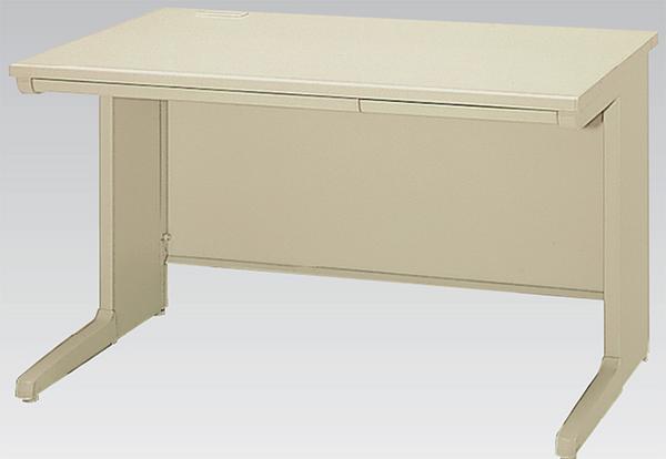 平机 W1200mm CSデスクシリーズ ワークデスク オフィス 事務用 学習机 書斎机 CSA-127H ルキット オフィス家具 インテリア