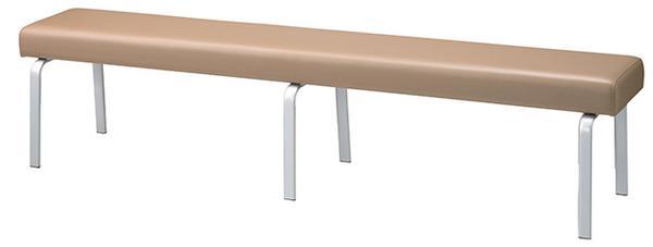 スリムベンチ 更衣室用 チェア いす イス 椅子 SSB-180 ルキット オフィス家具 インテリア