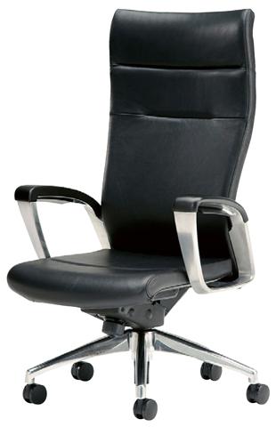 【6月3日9:59まで最大5千円OFFクーポン配布】エグゼクティブチェア ハイバック 役員 椅子 SMI-H8K