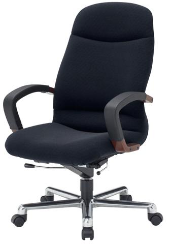エグゼクティブチェア ハイバック 会議 イス M-2200FH LOOKIT オフィス家具 インテリア