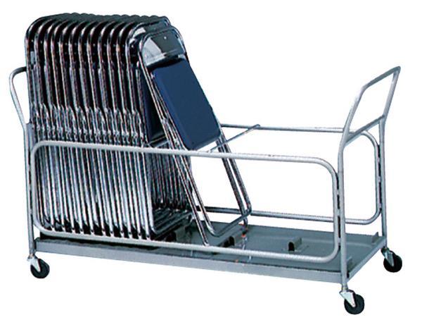 台車 搬入 講演会 ホール カート 押し車 椅子 SCW-30L LOOKIT オフィス家具 インテリア