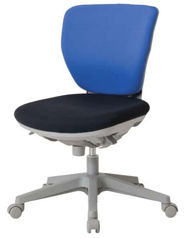 デスクチェア ピエーノ ローバック イス NXC-300 LOOKIT オフィス家具 インテリア