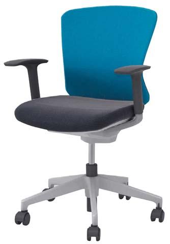 デスクチェア バルチェ ローバック 肘 人気商品 SP-13 LOOKIT オフィス家具 インテリア