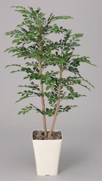 トネリコ 観葉植物 120cm 光触媒 抗菌 消臭 C4207-150 送料無料
