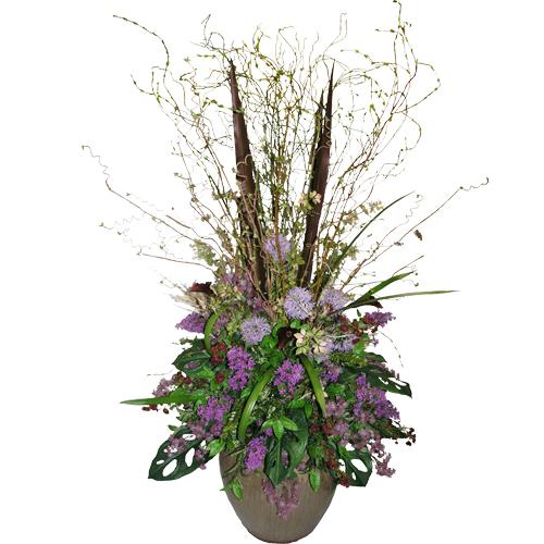 完売 オフィス家具 ドライフラワー:LOOKIT アートフラワー 贈答用 MF-015 インテリア soldout-花・観葉植物