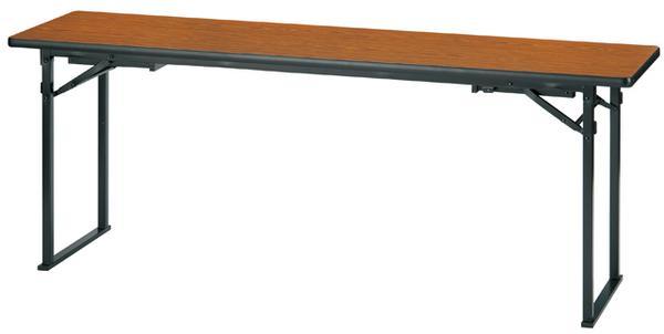 折り畳み会議テーブル 1500mm 授業 集会 机 KTZ-1560H