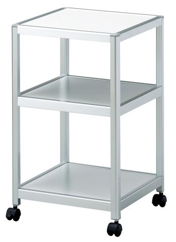 ワゴン オフィス 店舗用品 美容室 補助台 AS-W40