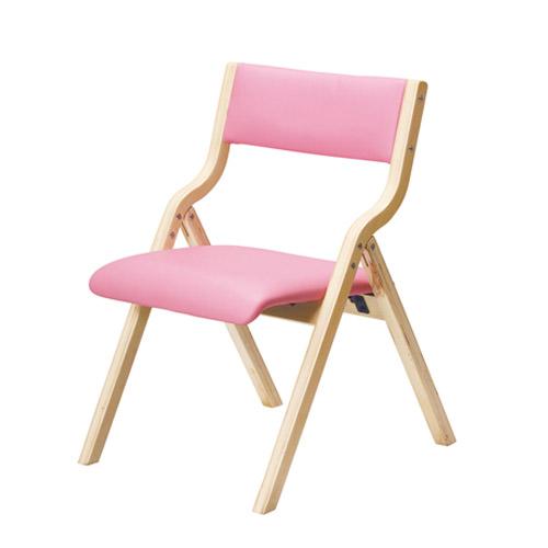 【法人限定】 折りたたみダイニングチェア 椅子 チェアー ダイニング チェア 木製 FC-470P ルキット オフィス家具 インテリア