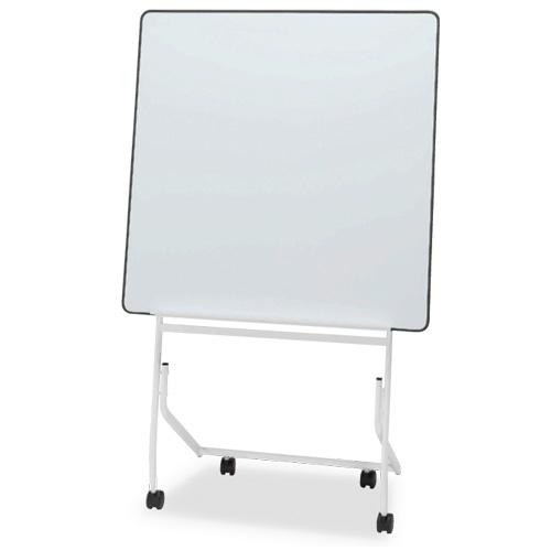 【法人限定】 ホワイトボード 脚付 幅914mm 両面 ミーティングボード 白板 掲示板 店舗 施設 KMB-700