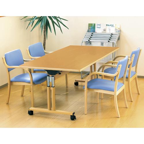 【法人限定】 ダイニングセット テーブル チェア 施設 RK-F1890S