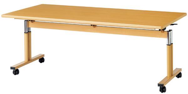 フォールディングテーブル 高さ調節 1600mm RK-F1690 LOOKIT オフィス家具 インテリア