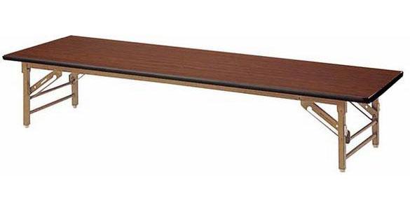 【6月3日9:59まで最大5千円OFFクーポン配布】折りたたみ 座卓 テーブル ソフトエッジ YKZ-1560SE
